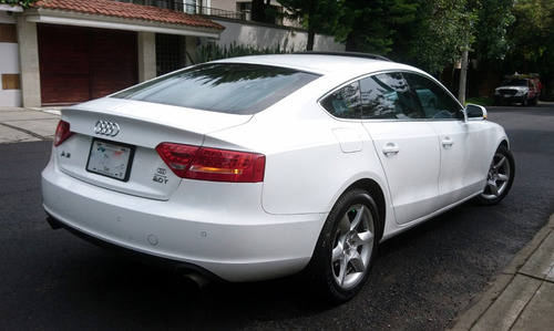 audi a5 sportback luxury 2.0 turbo 5 puertas piel qc
