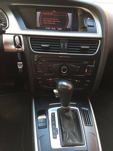 audi a5 sportback turbo, chip 276cv, aro 20, pneus novos