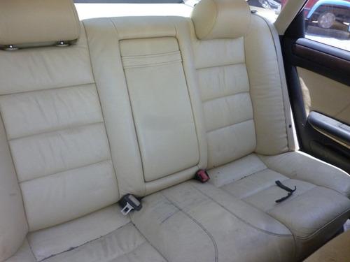 audi a6 2005 accidentado,motor 4.2 v8,automatico