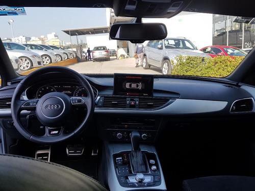 audi a6 2016 s line l4/1.8/t aut