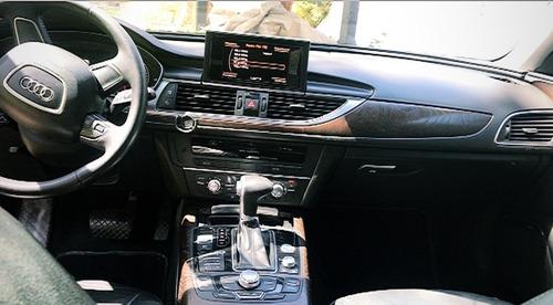 audi a6 2.8 luxury multitronic cvt 2012