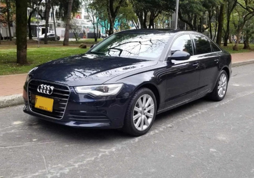 audi a6 2.8 multitronic 2012
