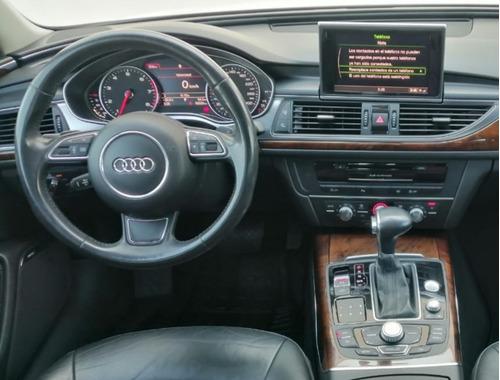 audi a6 3.0 luxury s tronic quattro dsg 2012