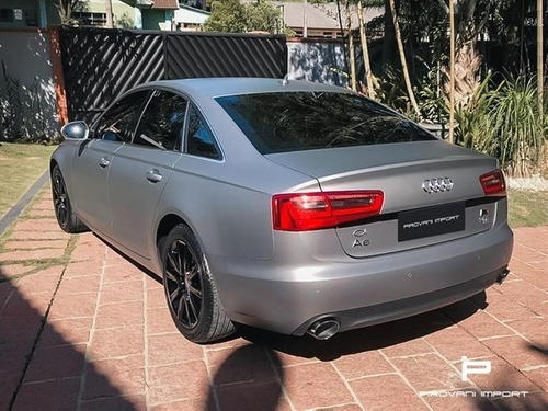 audi a6 3.0 tfsi limo ambiente 24v gasolina 4p s-tronic