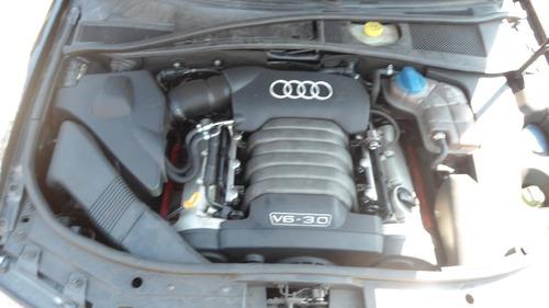 audi a6 3.0 v6 2002 sucata motor câmbio lataria interno