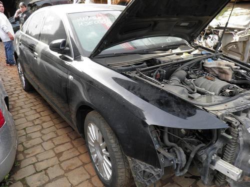 audi a6 3.0 v6 30v 2006 sucata p peças motor cambio rodas