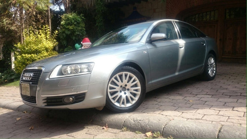 audi a6 4.2 security 335 hp tiptronic quattro 2007 blindado