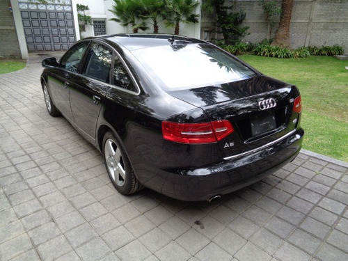 audi a6 4.2 security 350 hp blindado planta  (impecable)
