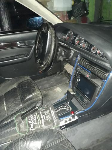 audi a6  motor v6 ano 95 sedan