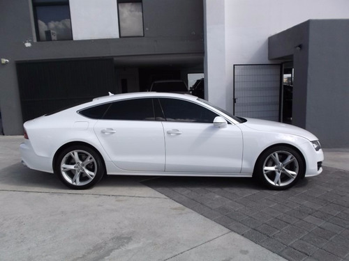 audi a7 2013 elite sportback 3.0t blanco impecable!!
