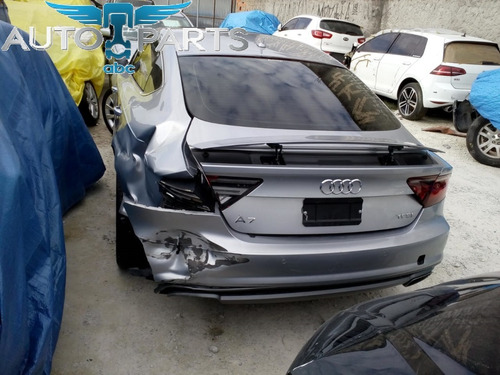 audi a7 2017 sucata peças avulsas auto parts abc