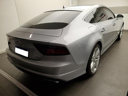 audi a7 sportback 3.0 tfsi stronic quattro v6 2018 - lenken