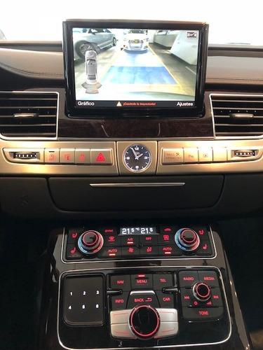 audi a8 4.0 tfsi (420cv) stronic quattro 2014 24000kms nuevo
