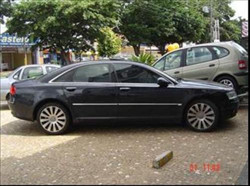audi a8 4.2 quattro limousine v8 40v