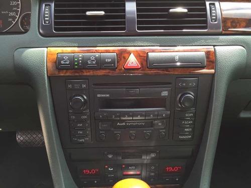 audi allroad 2001 2.7 vagoneta quattro biturbo tipt at