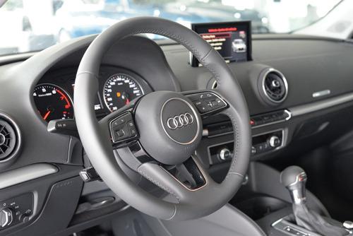 audi demo a3 sedan dynamic 2019 blanco int negro