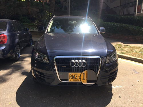 audi luxury motor 2.0 2012 azul metalizado