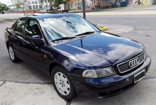 audi modelo a4 version 1.8 nafta