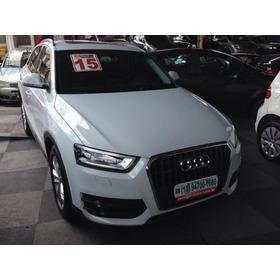Audi Q3  2.0 Tfsi Ambiente S Tronic Quattro Gasolina Automá