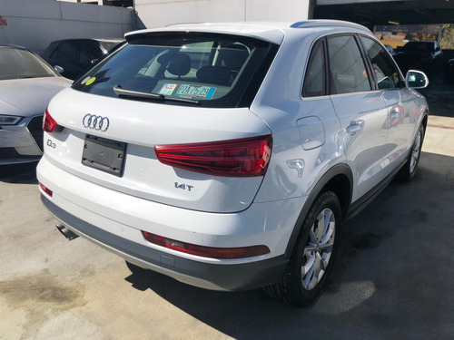 audi q3 1.4 luxury 150 hp s-tronic  2016