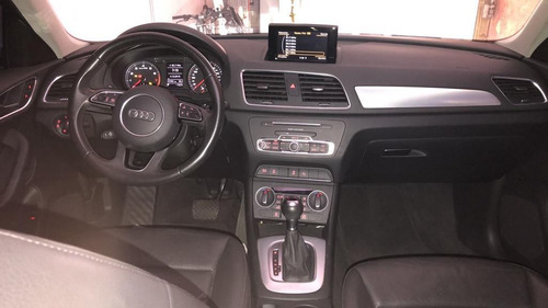 audi q3 1.4 tfsi attraction flex s-tronic 5p 2016 de leilao
