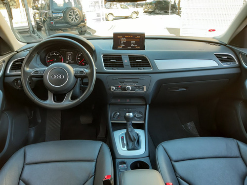 audi q3 1.4 tfsi attraction gasolina 4p s tronic