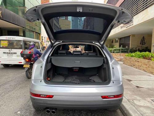 audi q3 1.4 turbo s-tronic versión ambition full techo