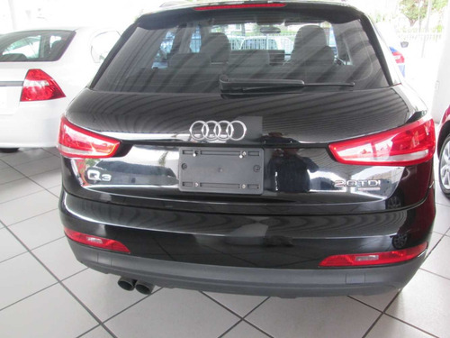audi q3 2.0 elite 211hp at 2013  4 cilindros