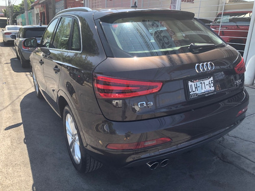 audi q3 2.0 elite 211hp at