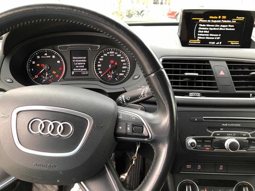 audi q3 2.0 luxury 180 hp dsg 2016