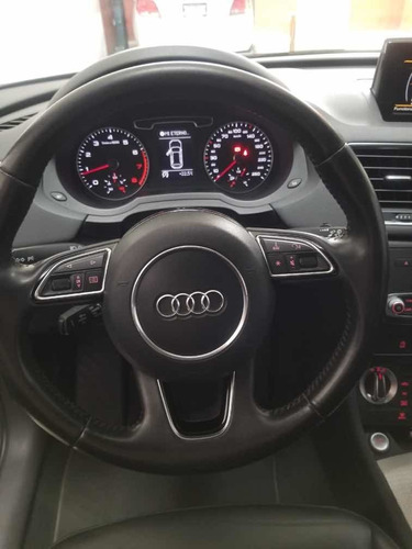 audi q3 2.0 luxury 211hp at 2013