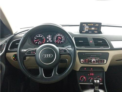 audi q3 2.0 tfsi attraction quattro 170cv 4p gasolina s tron