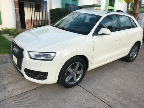 audi q3 2.0 turbo - 2013 - impecable
