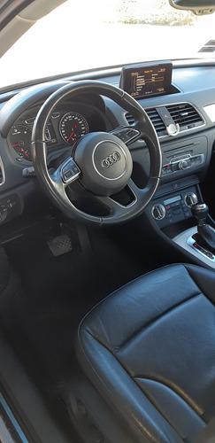 audi q3 2014 turbo diésel tdl, 2.0  impecable oportunidad