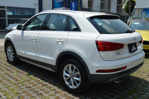 audi q3 2016 luxury 1.4 tfsi blanco
