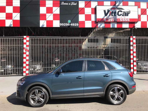 audi q3 2017 1.4 turbo tfsi ambiente s-tronic automatico 4p