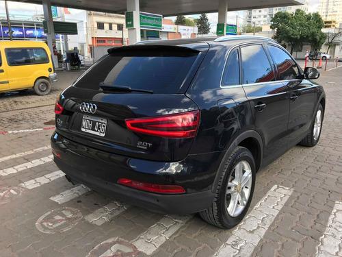 audi q3 2.0t - automatica - 211 hp - 2013