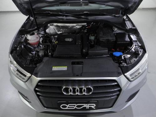audi q3 ambiente 1.4 turbo 2016 c/ teto solar 22 mil km