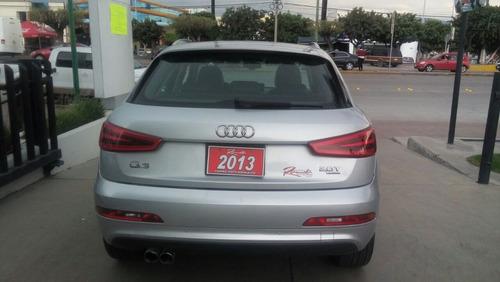 audi q3 luxury 2.0 tfsi 211 hp s tronic 2013