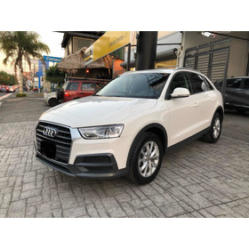 Audi Q3 Select 2018 Blanco