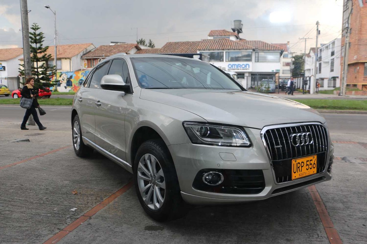 audi q5 2 0 diesel luxury en tucarro. Black Bedroom Furniture Sets. Home Design Ideas