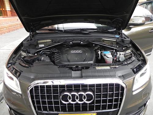 audi q5 2.0 tdi diesel