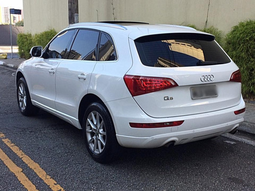 audi q5 2.0 tfsi turbo - 2012 - teto solar. financiamos