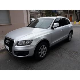 Audi Q5 2012 211hp Triptonic 2.0t 1ra Mano Jubilado Liquida
