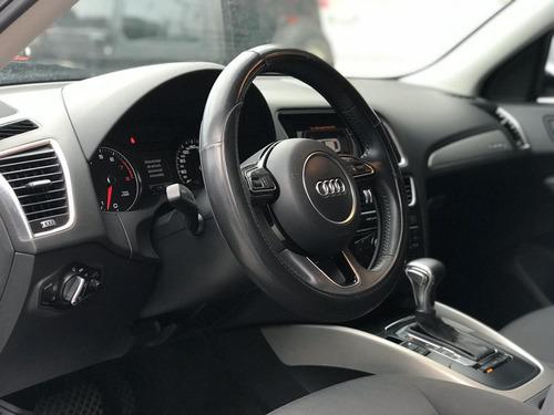 audi q5  2014  automático- gasolina