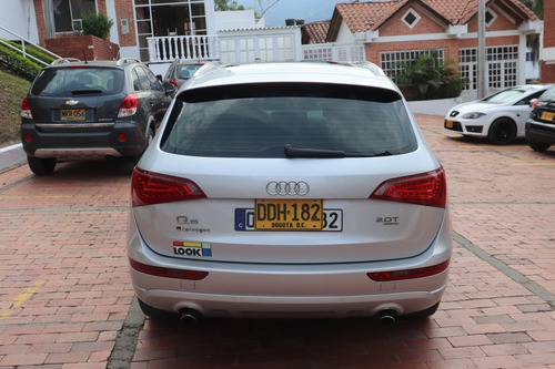 audi q5 luxury full equipo
