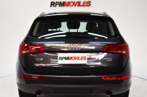 audi q5 luxury stronic cuero caja 2009 rpm moviles