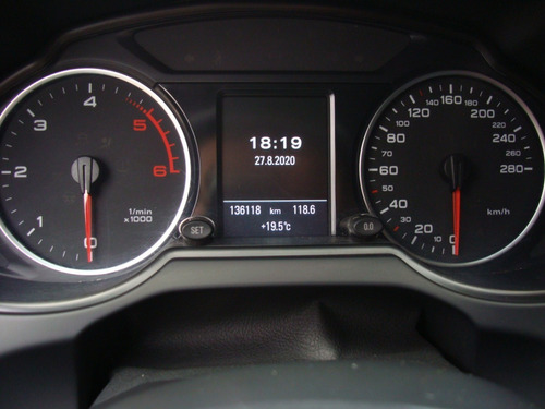 audi q5 modelo 2013 con 136.700km