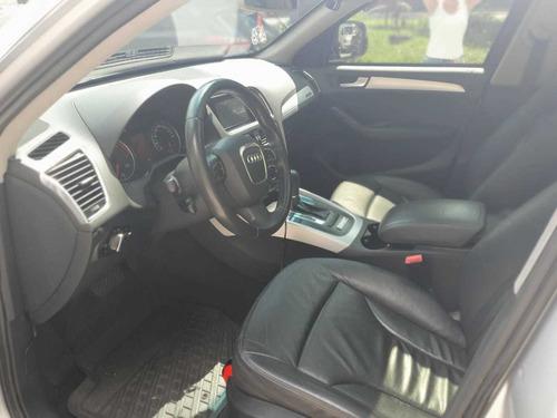 audi q5  tsfi kit black da s top turbo 4x4 nova oferta 2010
