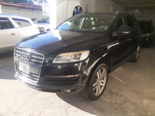 audi q7 2009 3.6 elite quattro tiptronic at